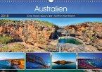 Australien - Travel The Gravel (Wandkalender 2018 DIN A3 quer) Dieser erfolgreiche Kalender wurde dieses Jahr mit gleichen Bildern und aktualisiertem Kalendarium wiederveröffentlicht.