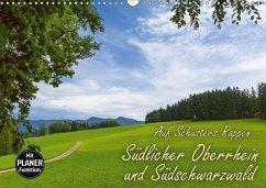 Auf Schusters Rappen... Südlicher Oberrhein und Südschwarzwald (Wandkalender 2018 DIN A3 quer) Dieser erfolgreiche Kalender wurde dieses Jahr mit gleichen Bildern und aktualisiertem Kalendarium wiederveröffentlicht.