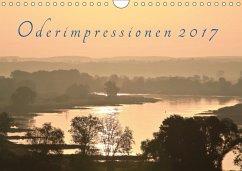 Oderimpressionen 2018 (Wandkalender 2018 DIN A4 quer) Dieser erfolgreiche Kalender wurde dieses Jahr mit gleichen Bildern und aktualisiertem Kalendarium wiederveröffentlicht.