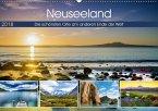 Neuseeland - Die schönsten Orte am anderen Ende der Welt (Wandkalender 2018 DIN A2 quer) Dieser erfolgreiche Kalender wurde dieses Jahr mit gleichen Bildern und aktualisiertem Kalendarium wiederveröffentlicht.