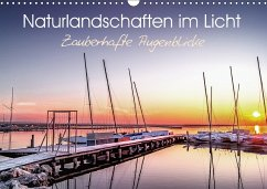 Naturlandschaften im LichtAT-Version (Wandkalender 2018 DIN A3 quer)