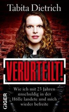 Verurteilt! - Dietrich, Tabita