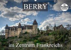 Berry, im Zentrum FrankreichsCH-Version (Wandkalender 2018 DIN A2 quer) Dieser erfolgreiche Kalender wurde dieses Jahr mit gleichen Bildern und aktualisiertem Kalendarium wiederveröffentlicht.