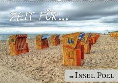 Zeit für... die Insel Poel (Wandkalender 2018 DIN A2 quer) Dieser erfolgreiche Kalender wurde dieses Jahr mit gleichen Bildern und aktualisiertem Kalendarium wiederveröffentlicht. - Klick, Cora