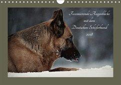 Faszinierende Augenblicke mit dem Deutschen Schäferhund (Wandkalender 2018 DIN A4 quer) Dieser erfolgreiche Kalender wurde dieses Jahr mit gleichen Bildern und aktualisiertem Kalendarium wiederveröffentlicht.