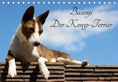 Basenji, der Kongo-Terrier (Tischkalender 2018 DIN A5 quer) Dieser erfolgreiche Kalender wurde dieses Jahr mit gleichen Bildern und aktualisiertem Kalendarium wiederveröffentlicht.