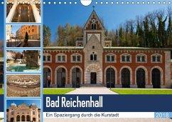 Bad Reichenhall (Wandkalender 2018 DIN A4 quer)