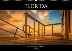 Florida. Der Sonne entgegen. (Wandkalender 2018 DIN A2 quer) Dieser erfolgreiche Kalender wurde dieses Jahr mit gleichen Bildern und aktualisiertem Kalendarium wiederveröffentlicht.