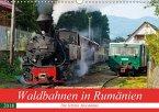 Waldbahnen in Rumänien - Die letzten Mocanitas (Wandkalender 2018 DIN A3 quer) Dieser erfolgreiche Kalender wurde dieses Jahr mit gleichen Bildern und aktualisiertem Kalendarium wiederveröffentlicht.
