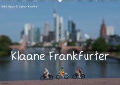 Klaane Frankfurter (Wandkalender 2018 DIN A2 quer)