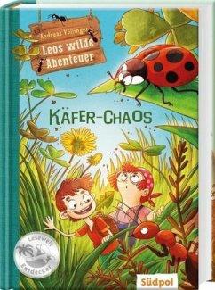 Leos wilde Abenteuer - Käfer-Chaos