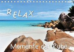 Relax, Momente der Ruhe (Tischkalender 2018 DIN A5 quer) Dieser erfolgreiche Kalender wurde dieses Jahr mit gleichen Bildern und aktualisiertem Kalendarium wiederveröffentlicht.