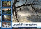 Landschaftsimpressionen Oberpfalz (Tischkalender 2018 DIN A5 quer) Dieser erfolgreiche Kalender wurde dieses Jahr mit gleichen Bildern und aktualisiertem Kalendarium wiederveröffentlicht.