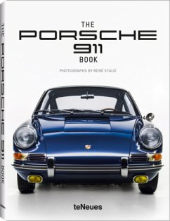 The Porsche 911 Book, Small Flexicover Edition