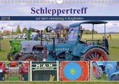 Schleppertreff auf dem Heersberg in Burgfelden (Wandkalender 2018 DIN A4 quer) Dieser erfolgreiche Kalender wurde dieses Jahr mit gleichen Bildern und aktualisiertem Kalendarium wiederveröffentlicht.