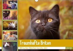 Traumhafte Briten (Wandkalender 2018 DIN A3 quer) Dieser erfolgreiche Kalender wurde dieses Jahr mit gleichen Bildern und aktualisiertem Kalendarium wiederveröffentlicht.