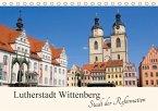 Lutherstadt Wittenberg - Stadt der Reformation (Tischkalender 2018 DIN A5 quer) Dieser erfolgreiche Kalender wurde dieses Jahr mit gleichen Bildern und aktualisiertem Kalendarium wiederveröffentlicht.