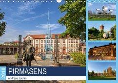Pirmasens (Wandkalender 2018 DIN A3 quer) Dieser erfolgreiche Kalender wurde dieses Jahr mit gleichen Bildern und aktualisiertem Kalendarium wiederveröffentlicht.