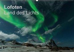 Lofoten Land des LichtsCH-Version (Wandkalender 2018 DIN A2 quer) Dieser erfolgreiche Kalender wurde dieses Jahr mit gleichen Bildern und aktualisiertem Kalendarium wiederveröffentlicht.