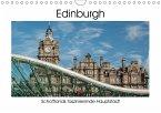 Edinburgh - Schottlands faszinierende Hauptstadt (Wandkalender 2018 DIN A4 quer) Dieser erfolgreiche Kalender wurde dieses Jahr mit gleichen Bildern und aktualisiertem Kalendarium wiederveröffentlicht.