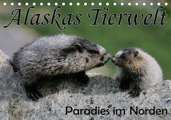 Alaskas Tierwelt - Paradies im Norden (Tischkalender 2018 DIN A5 quer) Dieser erfolgreiche Kalender wurde dieses Jahr mit gleichen Bildern und aktualisiertem Kalendarium wiederveröffentlicht.