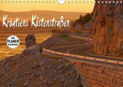 Kroatiens Küstenstraßen (Wandkalender 2018 DIN A4 quer) Dieser erfolgreiche Kalender wurde dieses Jahr mit gleichen Bildern und aktualisiertem Kalendarium wiederveröffentlicht.