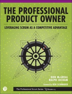 The Professional Product Owner - McGreal, Don; Jocham, Ralph
