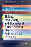 Biology, Productivity and Bioenergy of Timber-Yielding Plants