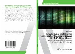 Anwendung kartesischer genetischer Programmierung für DSP-Algorithmen