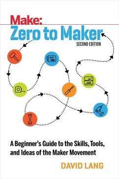 Zero to Maker: A Beginner's Guide to the Skills, Tools, and Ideas of the Maker Movement - Lang, David
