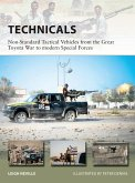 Technicals: Non-Standard Tactical Vehicles from the Great Toyota War to Modern Special Forces