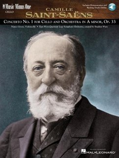 Saint-Saens - Concerto No. 1 for Violoncello and Orchestra in a Minor, Op. 33: With a CD of Orchestral Accompaniment