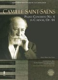 Camille Saint-Saens - Piano Concerto No. 4 in C Minor, Op. 44