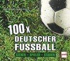 100 x deutscher Fußball (Mängelexemplar)