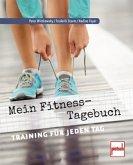 Mein Fitness-Tagebuch (Mängelexemplar)
