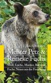 Meister Petz & Reineke Fuchs (eBook, ePUB)