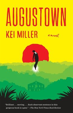 Augustown (eBook, ePUB) - Miller, Kei