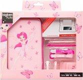 Starter Pack Essential XL (Fairy Fee Rosa) für Nintendo new 3DS XL/3DS XL