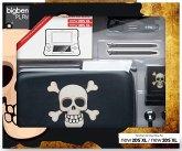 Pack Essential XL, Tasche (Piraten) für new 2DS XL/new 3DS XL, mit Zubehör, schwarz