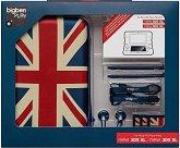 Starter Pack Essential XL (UK-Design) für Nintendo new2DS XL/new3DS XL