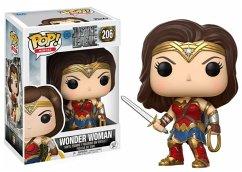 POP! Heroes: Justice League Movie - Wonder Woman