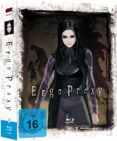Vorschaubild von Ergo Proxy - Gesamtausgabe Bluray Box