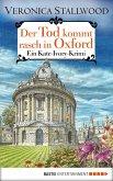 Der Tod kommt rasch in Oxford (eBook, ePUB)