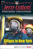 Giftgas in New York / Jerry Cotton Sonder-Edition Bd.54 (eBook, ePUB)