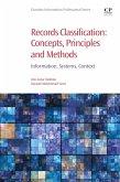 Records Classification: Concepts, Principles and Methods (eBook, ePUB)