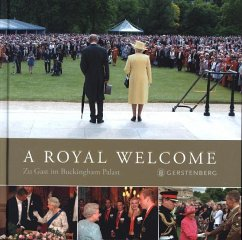 A Royal Welcome (Mängelexemplar) - Reynolds, Anna