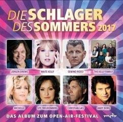 Die Schlager Des Sommers 2017 - Diverse