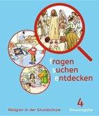 fragen - suchen - entdecken. Religion in der Grundschule. Neuausgabe