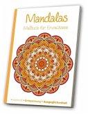 Malbuch für Erwachsene - Mandalas