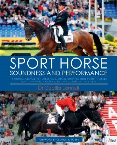 Sport Horse Soundness and Performance - Lonnell, Cecilia